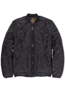 Element Men's Northwoods Quilted Full-Zip Bomber Jacket