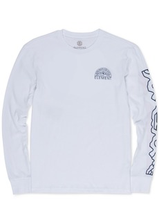 Element Men's Odyssey Graphic Long-Sleeve T-Shirt