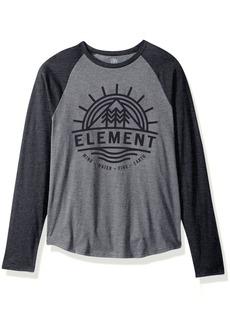 Element Men's Raglan T-Shirts  M
