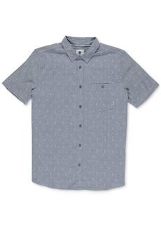 Element Men's Rain-Pattern Shirt