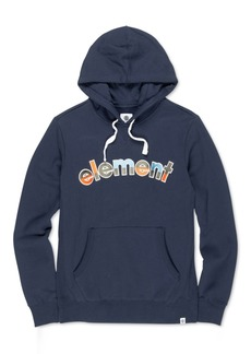 Element Men's Rainbow Logo Graphic Hoodie