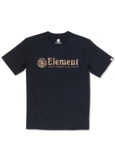 Element Men's Scope Logo Graphic T-Shirt