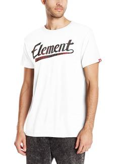 Element Men's Script Fill Short Sleeve T-Shirt