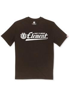 Element Men's Signature Graphic T-Shirt