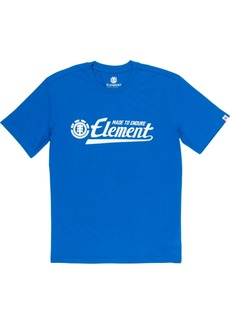 Element Men's Signature Logo Graphic T-Shirt