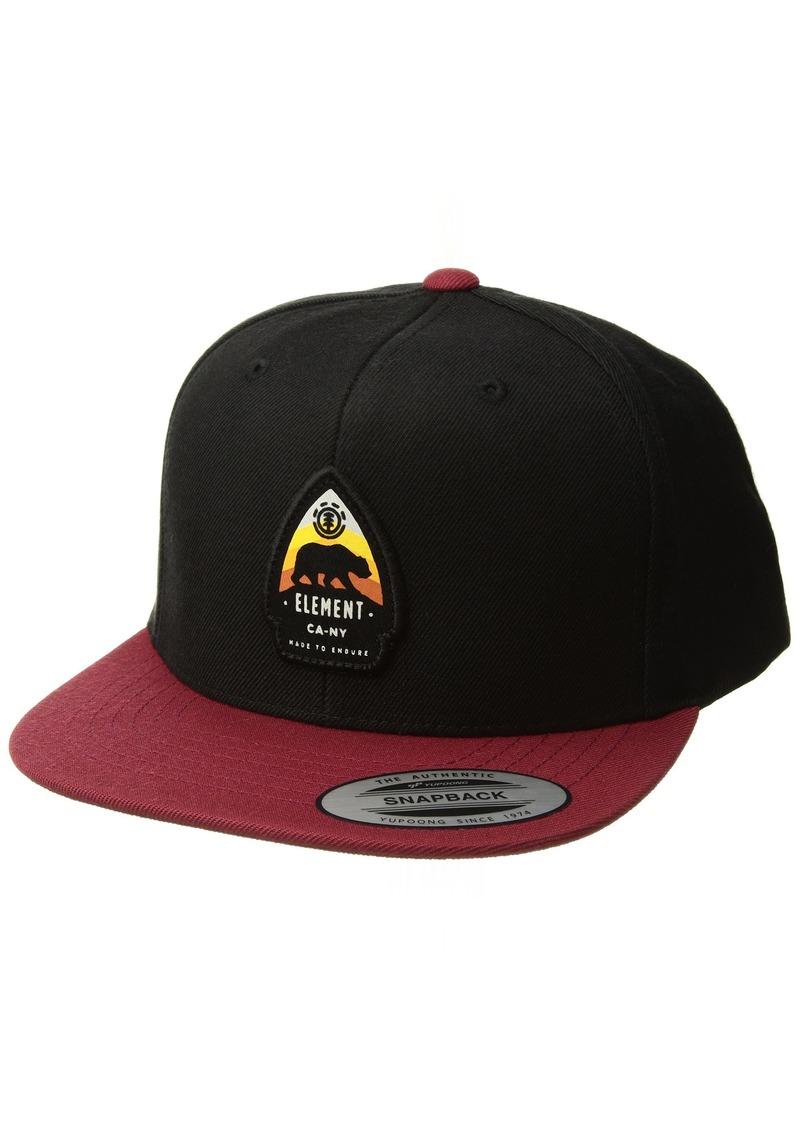 Element Men's Snapback Cap  ONE