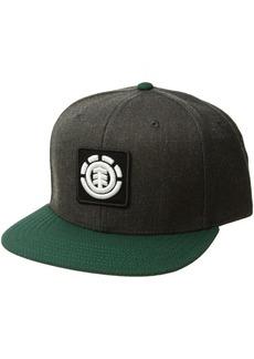 Element Men's Snapback Cap United b/Black Heather ONE