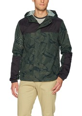 Element Men's Strider Travel Well Jacket map camo XL