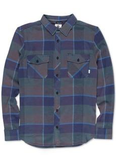 Element Men's Tacoma 3C Plaid Flannel Shirt