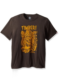 Element Men's Timber Collection Short Sleeve Tee  M