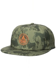 Element Men's Tinker Cap Camp camo Green ONE