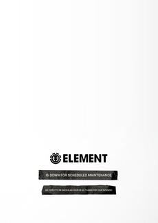 Element Men's Greene Short Sleeve Woven Shirt  X-Large