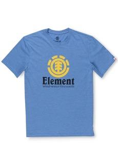 Element Men's Vert Push Logo-Print T-Shirt