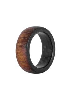 Element Ring Co. Koa Wood & Carbon Fiber Ring
