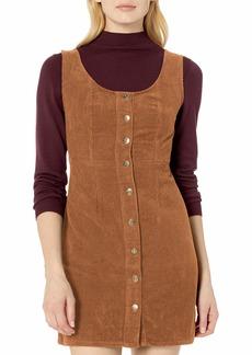 Element Women's Dress BRONCO BROWN M