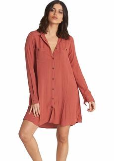 Element Women's Dress Etruscan red S