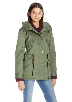 Element Juniors Cleo Sherpa Lined Jacket
