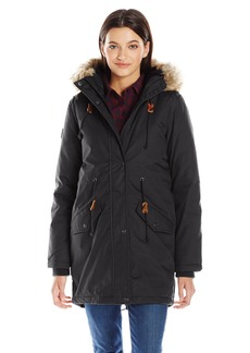 Element Juniors Landry Pu Coated Jacket  mall