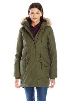Element Juniors Landry Pu Coated Jacket  Medium