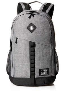Element Young Men's Cypress Backpack With Laptop Sleeve Accessory grey grid heather ONE