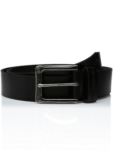 element Young Men's Leather Belts Accessory POLOMA BLACK - M S/M