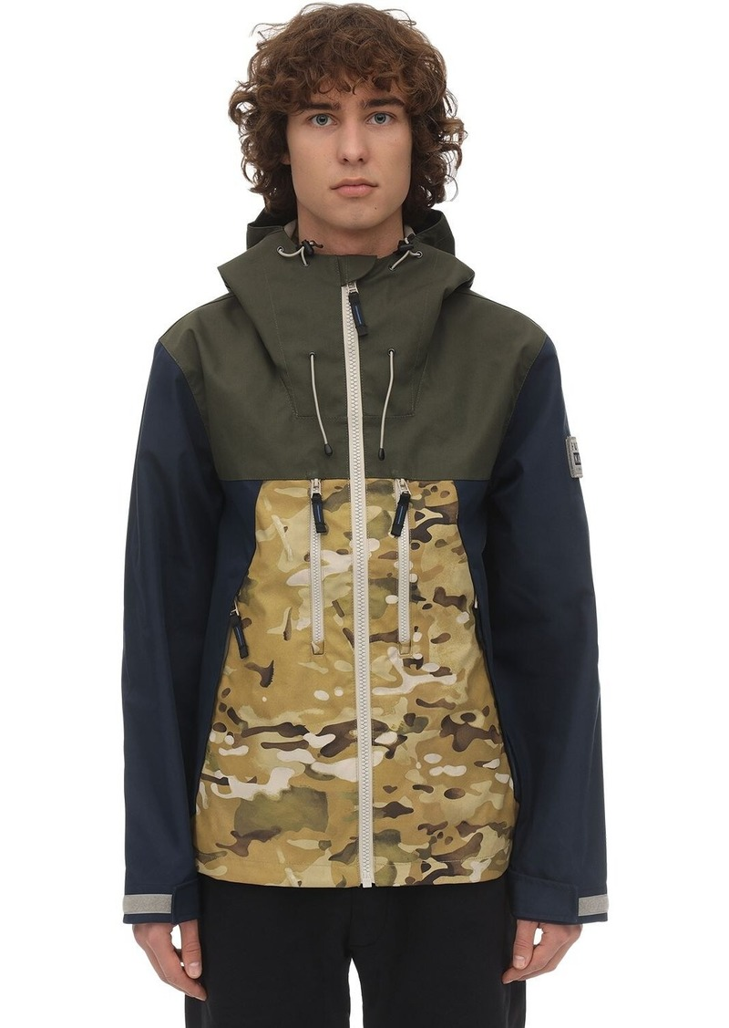 Element Tactical Woodland Jacket