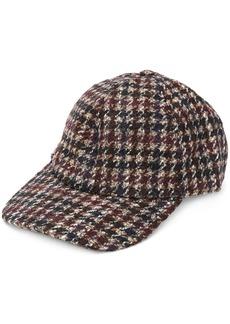 Eleventy checkered baseball cap
