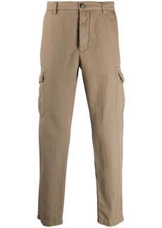 Eleventy classic cargo trousers