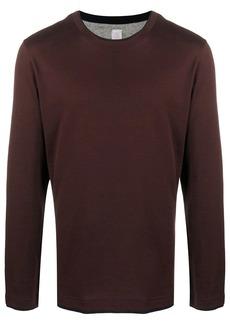 Eleventy crew-neck knit jumper
