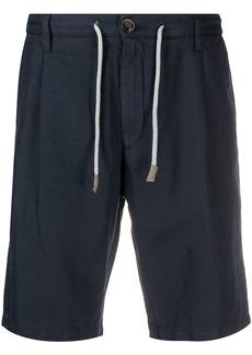 Eleventy drawstring waist shorts