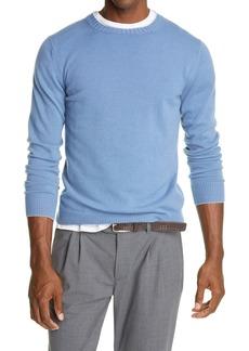 Eleventy Cashmere Crewneck Sweater