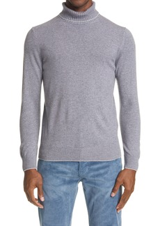 Eleventy Cashmere Turtleneck Sweater