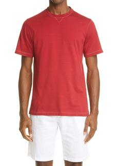 Eleventy Classic Fit T-Shirt