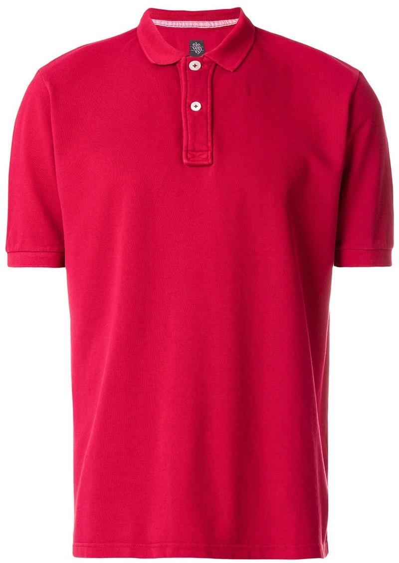 Eleventy classic polo shirt