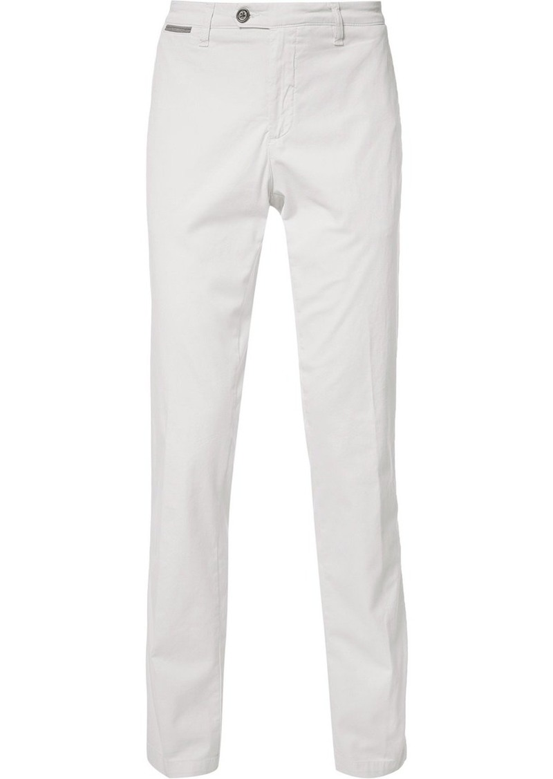 Eleventy classic straight-leg trousers
