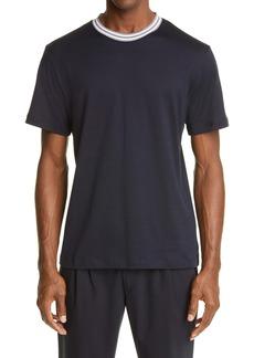 Eleventy Ring Neck T-Shirt