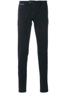 Eleventy fitted tailored trousers