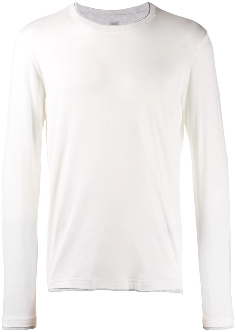 Eleventy layered shirt