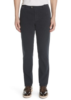 Men's Eleventy Slim Fit Chino Pants