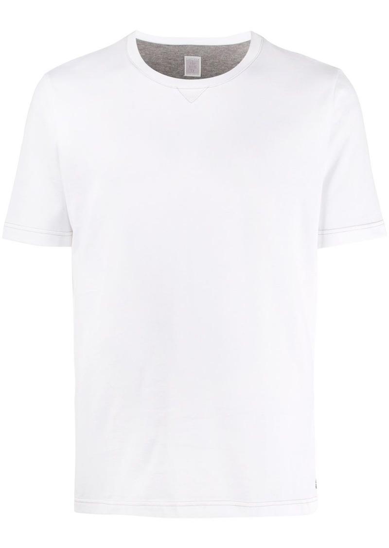 Eleventy plain crew-neck T-shirt