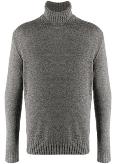 Eleventy roll-neck long sleeved jumper