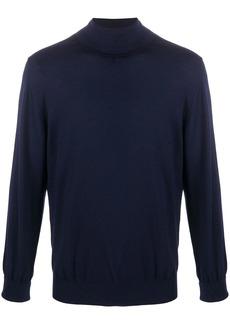 Eleventy roll-neck wool jumper