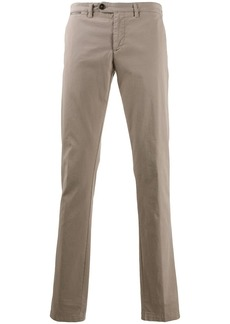 Eleventy slim fit chino trousers