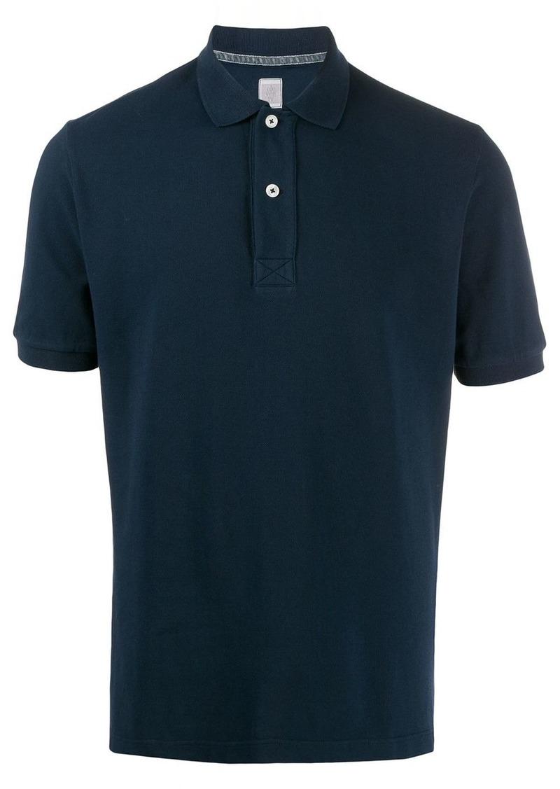 Eleventy slim-fit polo shirt