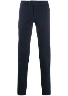 Eleventy slim-fit straight-leg trousers