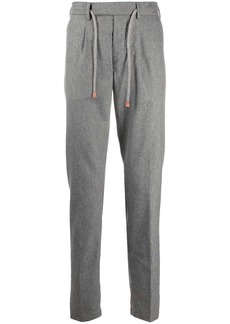 Eleventy slim-fit tailored trousers