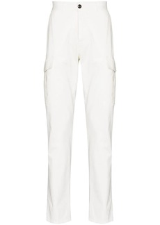 Eleventy straight-leg cargo trousers