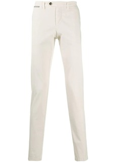 Eleventy straight-leg chino trousers