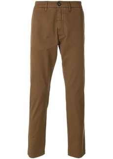Eleventy tailored fitted trousers