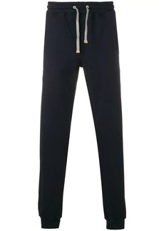 Eleventy tapered track trousers